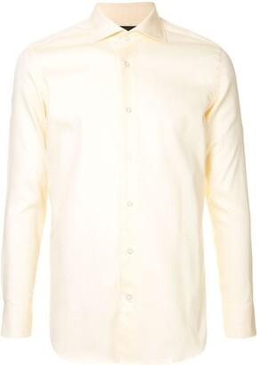 Durban Plain Dress Shirt