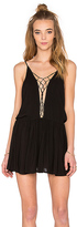Indah Sachi Mini Dress