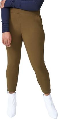 Universal Standard Moro Ponte Skinny Pants