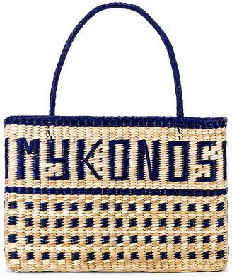 Nannacay Mykonos Tote