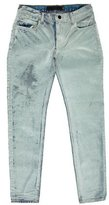 Alexander Wang Flocked Skinny Jeans w/ Tags