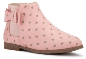 OLIVIA MILLER Little Girls Hollywood Stars Bootie