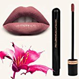 24 Colors Lip Glosses Professional Girls Make-up Lipstick Long-lasting for Women by TOPUNDER E
