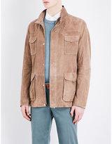Corneliani Suede Jacket
