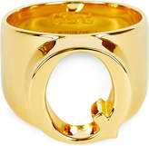 Chloé Alphabet Q ring