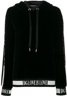 Dolce & Gabbana Love is love hoodie