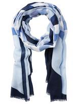 Jeanswest Annalise Scarf-Blue Multi-00