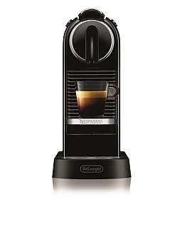 Nespresso En167B Citiz Solo Coffee Machine