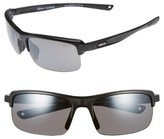 Revo Men's 'Crux N' 62Mm Polarized Sunglasses - Matte Black/ Graphite