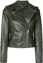 Liu Jo leather biker jacket