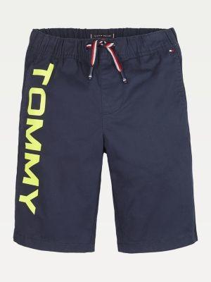Tommy Hilfiger Logo Pull-On Shorts