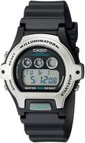 Casio Women's LW-202H-1AVCF Illuminator Watch