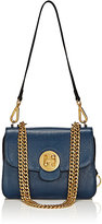 Chloé Women's Mily Medium Shoulder Bag-BLUE