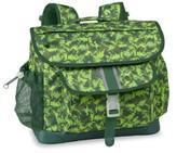 Bixbee Boy's 'Medium Dino Camo' Water Resistant Backpack - Green