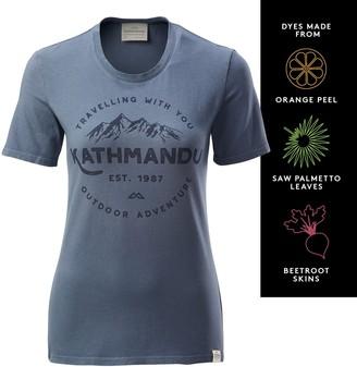 Kathmandu Earthcolours Womens T-Shirt