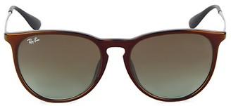 Ray-Ban RB417IF 57MM Cat Eye Sunglasses