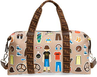 Fendi People Diaper Bag