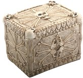 Summit Ossuary Trinket Box - Collectible Gothic Jewelry Container Skeleton