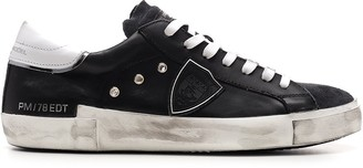 Philippe Model Temple Veau Gomme Sneakers