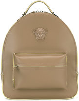 Versace Medusa backpack - women - Leather - One Size