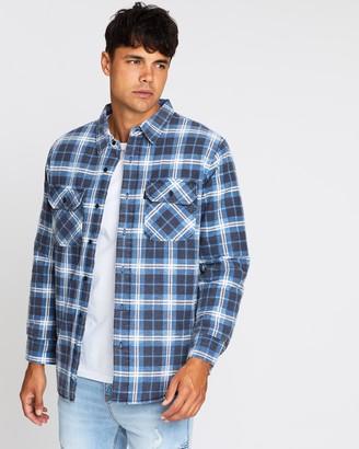 Silent Theory Jack Shirt Jacket