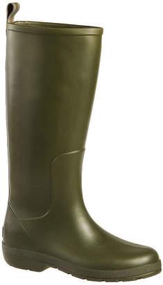 totes Womens Cirrus Claire Tall Rain Boots Waterproof Flat Heel