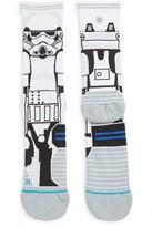 Stance 'Star Wars TM - Stormtrooper' Run Fusion Crew Socks