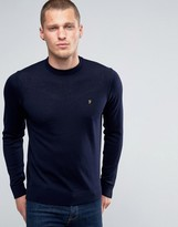 Farah Jumper In Lambswool