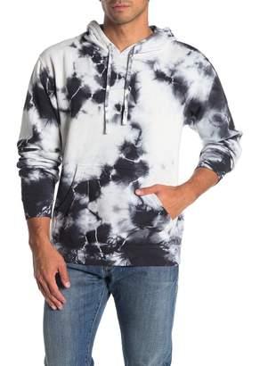 Kinetix Crystal Tie-Dye Pullover Hoodie
