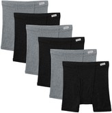 Fruit of the Loom Boys 6-20 6-Pack Ultra-Soft Boxer Briefs