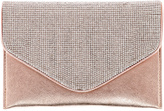 .Jadis Rose Gold Clutch