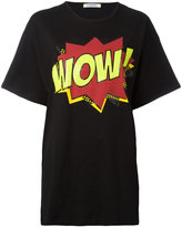 Iceberg 'wow' print T-shirt - women - Cotton/Polyester - 38