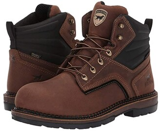 Irish Setter 6 Ramsey 2.0 Soft Toe EH (Brown) Men's Work Boots