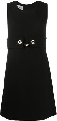 Edward Achour Paris Sleeveless Shift Dress