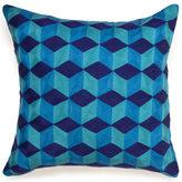 Jonathan Adler Jaipur Cubes Linen Throw Pillow