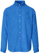 Ralph Lauren Big & Tall Classic Fit Ocean-Wash Shirt