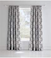 Dorma Watery Rose Lined Pencil Pleat Curtain