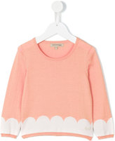 Hucklebones London intarsia jumper