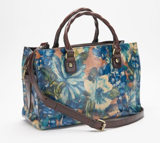 Patricia Nash Leather Tote - Orleans