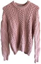 Roseanna Pink Cotton Knitwear for Women