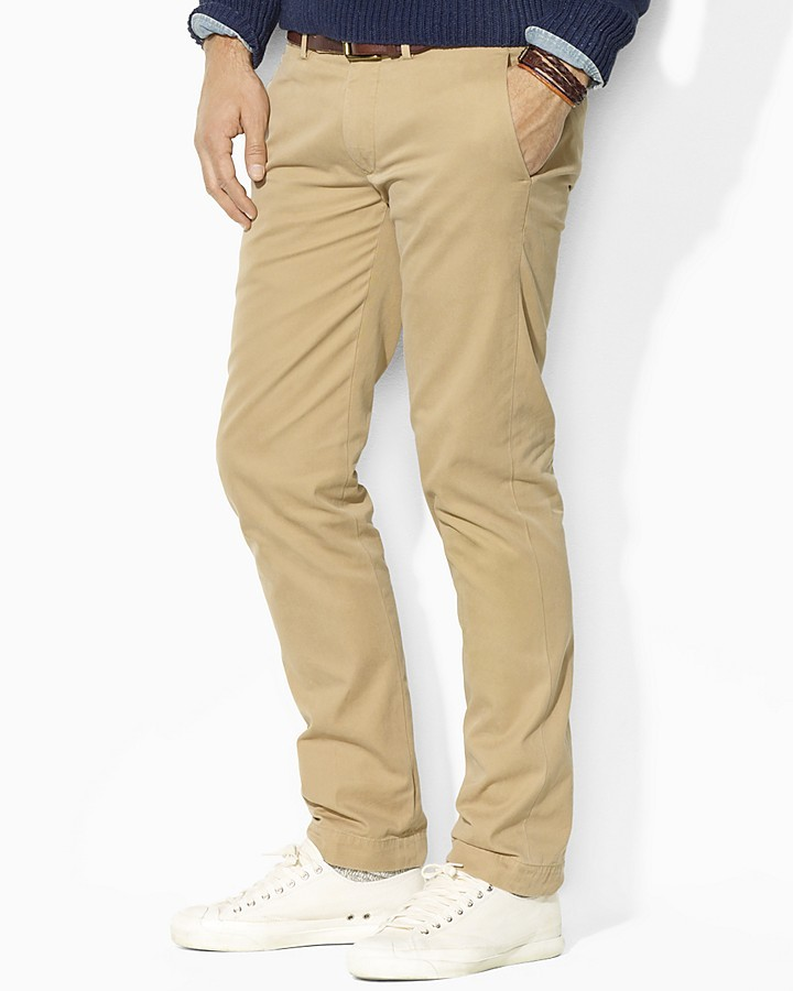 Polo Ralph Lauren Suffield Lightweight Military Chino Pant