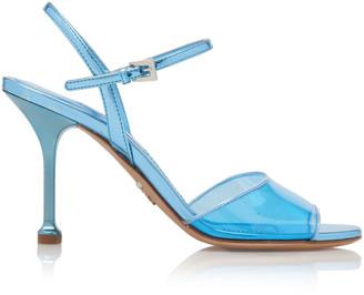Prada Translucent Sandals