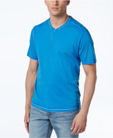 Tommy Bahama Men's Kahuna Garment-Dyed V-Neck T-Shirt