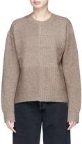 Helmut Lang Patchwork sweater