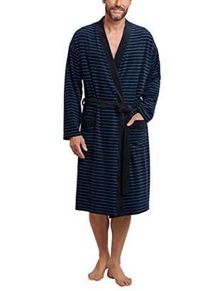 Schiesser Men's Bademantel Dressing Gown,(Size: 048)