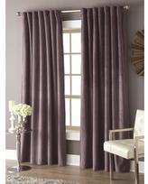 Style At Home Pashmina Velvet Lined Curtain