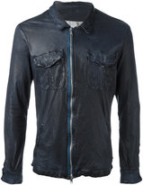 Giorgio Brato zip up jacket