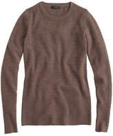 J.Crew Stretch ribbed merino wool sweater