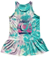 Rowdy Sprout Tie Dye Tank Dress