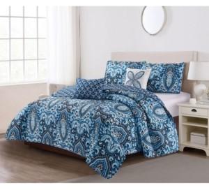 Harper Lane Felicity 5 Piece Quilt Set Full/Queen Bedding